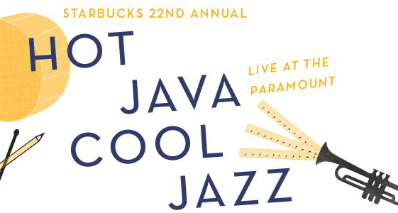 (w/ video) Hot Java Cool Jazz @ the Paramount, Fri. Mar. 17th!